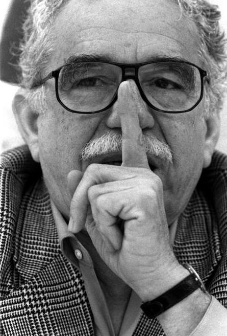 Gabriel García Márquez 1927-2014 RIP