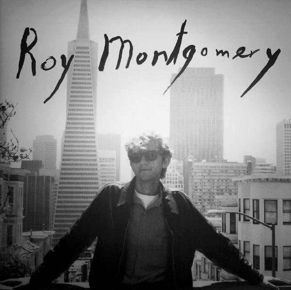 """AFTERNOON SUN IS SHINING BUT THE CURTAINS ARE DRAWN ACID: Roy Montgomery """"324 E.13th Street #7"""" 2LP (GR-013)"""
