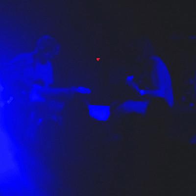 photos (blurry): SLINT at Gâité Lyrique/Paris last night