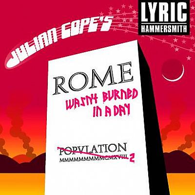 SUNN O))) BURNING ROME!!