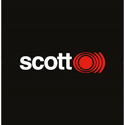 ScottO))) promotional B2 poster