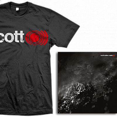 "Scott Walker + SUNN O))) ""Soused 2xLP & ltd tshirt available directly from SUNN O)))"