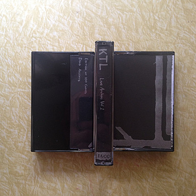 UNDERTOW's Demian Johnston releasing 12 part KTL live cassette series