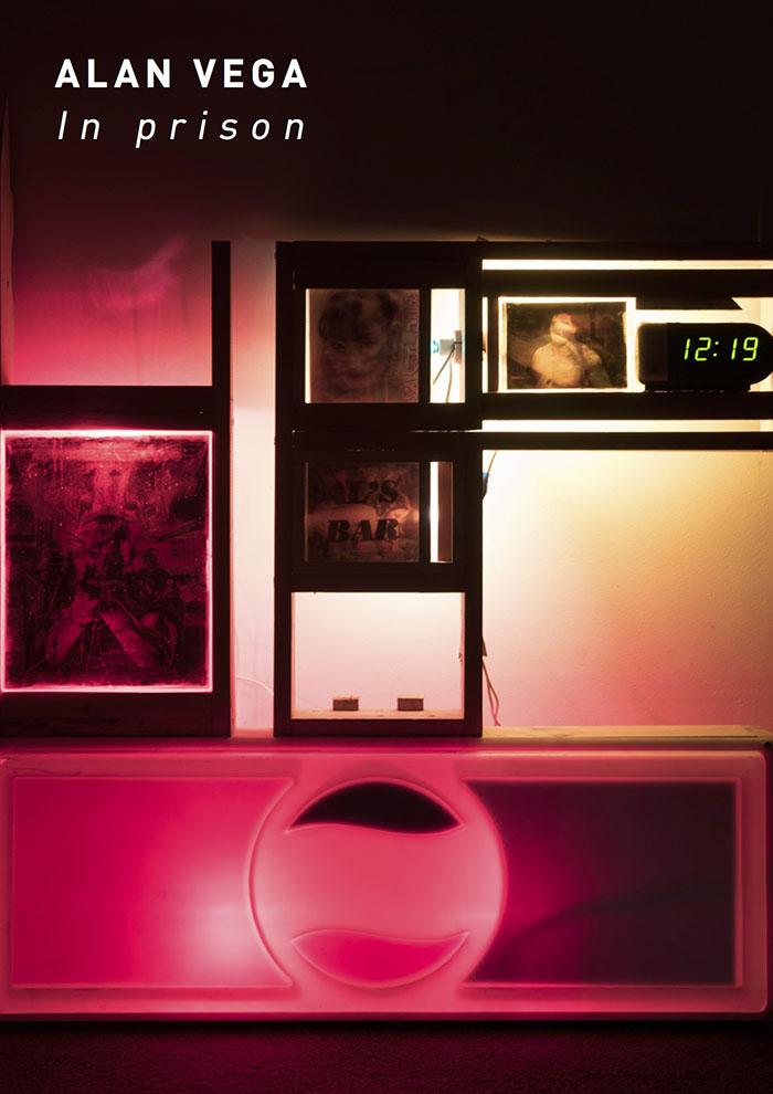 Alan Vega, In prison - The Armory Show @ Galerie Laurent Godin