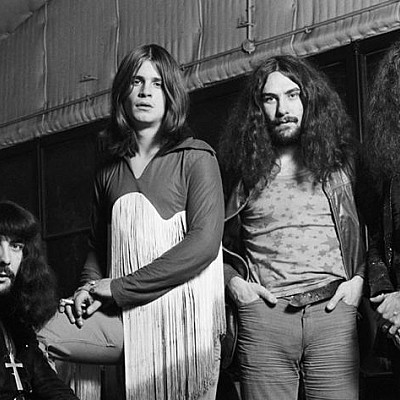 The greatest band of all time: BLACK SABBATH