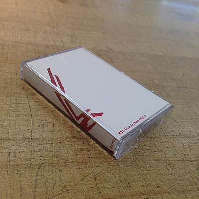 KTL—Live Archive—Vol. 2 ltd cassette now available from Dead Accents