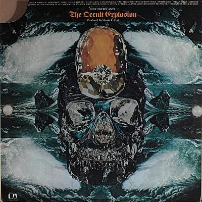Nat Freedland »The Occult Explosion» 2xLP (1973, UA-LA067-G2)