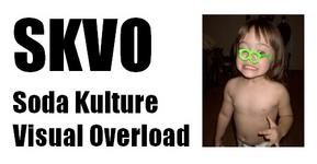 Soda Kulture Visual Overload festival
