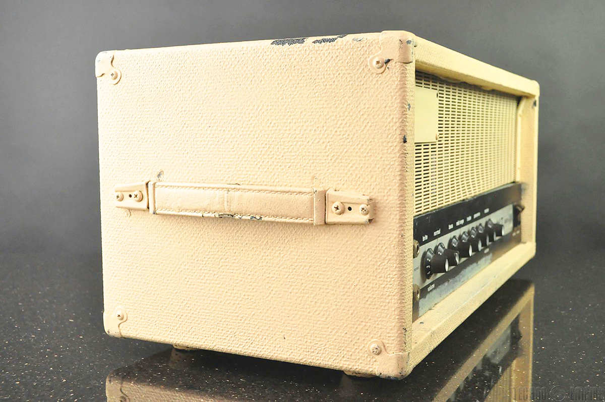 EDDIE VAN HALEN's SUNN O))) Model T SN: 34300 for sale on eBay