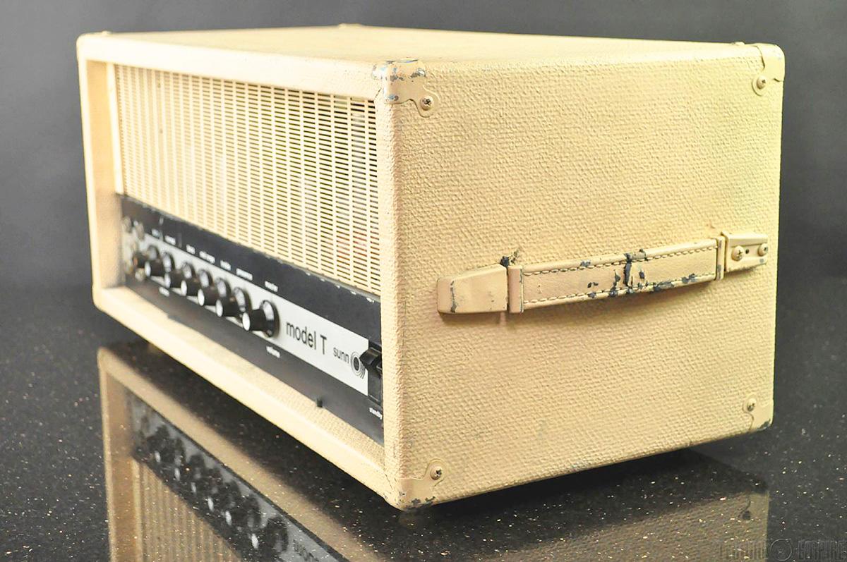 EDDIE VAN HALEN's SUNN O))) Model T SN: 37870 for sale on eBay