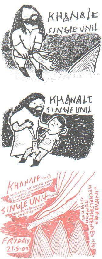 KHANATE vs Kontich