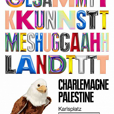 Charlemagne Palestine KUNSTHALLE WIEN EXPO