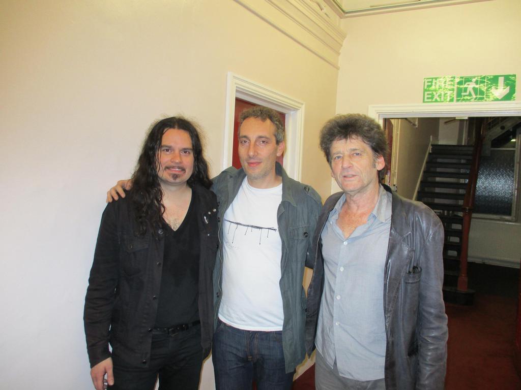 Sweating' with Maestros Ambarchi and Pinhas at Tusk Festival 015, Gateshead UK