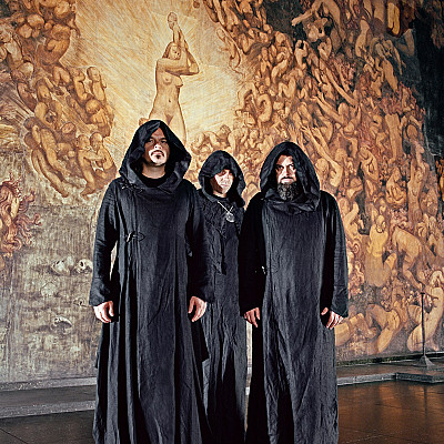 "SUNN O))) shares artwork and preorders for ""Kannon"""