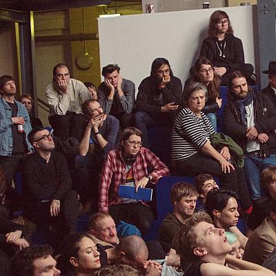 London Contemporary Music Festival 2015 shot