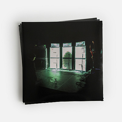 "Stephen O'Malley ""Fuck Fundamentalist Pigs"" ltd 2LP (iDEAL136)"