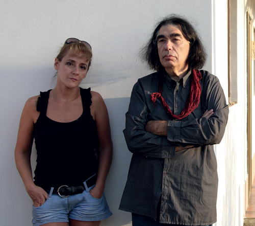 Iancu Dumitrescu and Ana-Maria Avram on WFMU 29 March