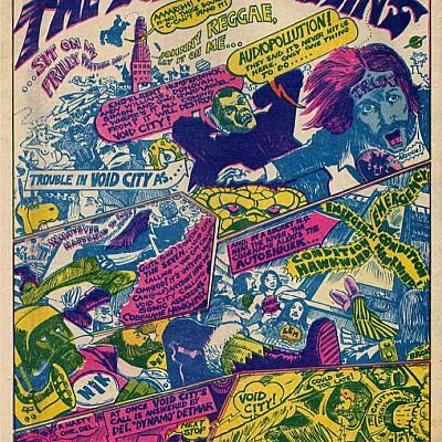 rad Hawkwind comic