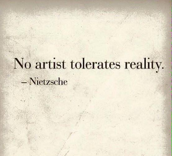 Reality and the tolerance of