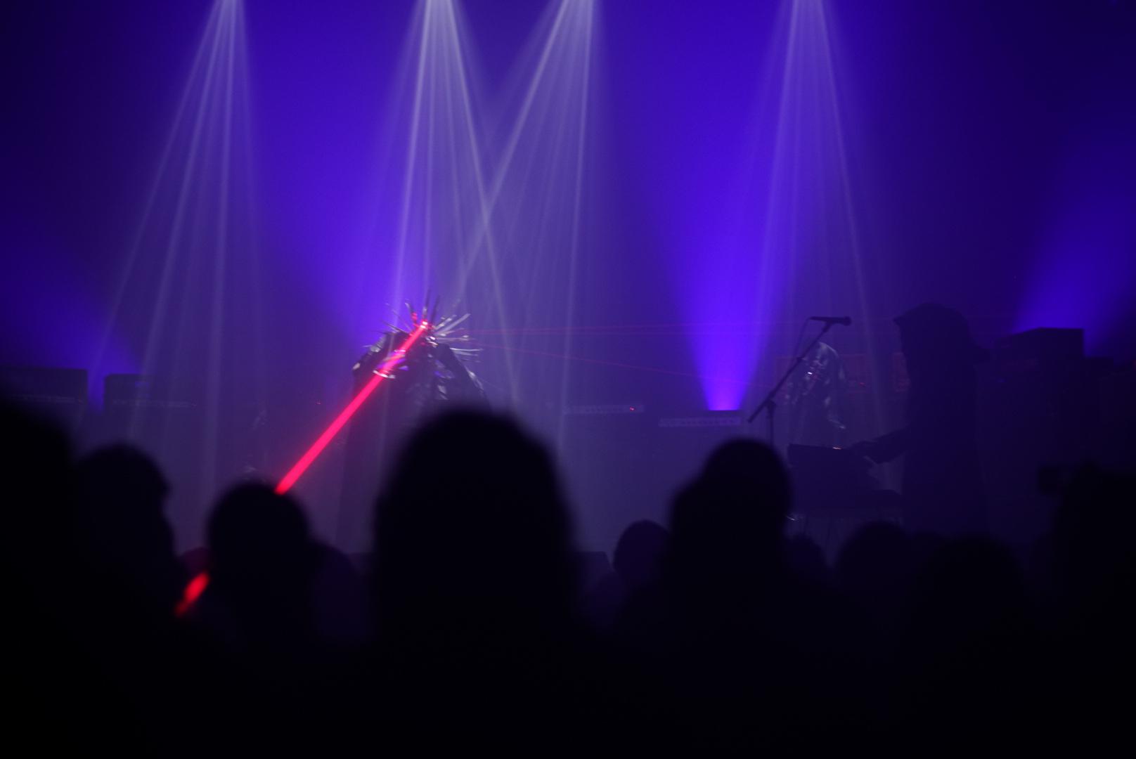 SUNN O))) Melkweg Amsterdam 29 October 2017