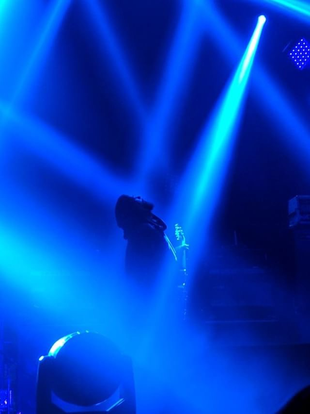 SUNN O))) PsychoVegas performance photos 19 August 2018