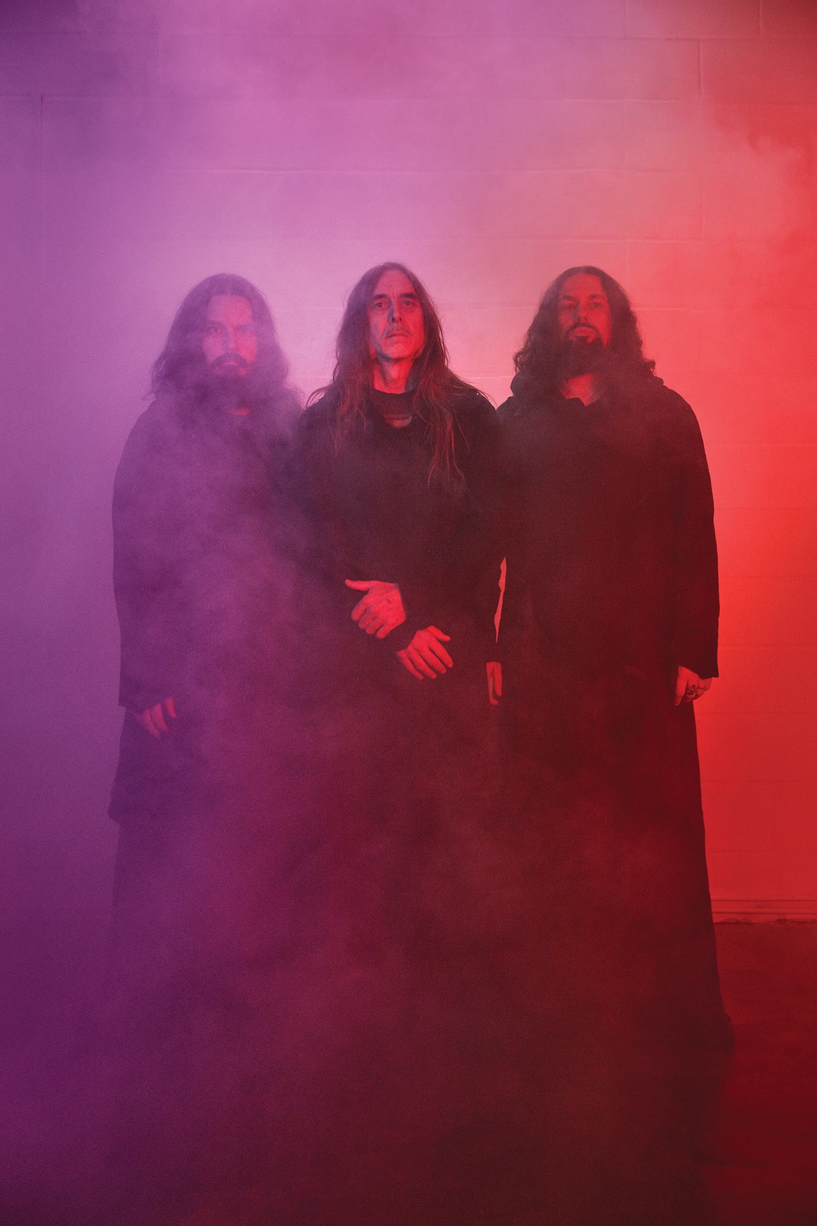 SUNN O))) LET THERE BE DRONE (MULTIPLE GAINS STAGES) March 2019 Europe