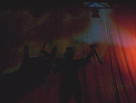 Reverend Kriss Hades - 20/11/04 Metro Theatre pt 2