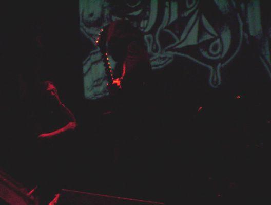Reverend Kriss Hades - 20/11/04 Metro Theatre pt 1